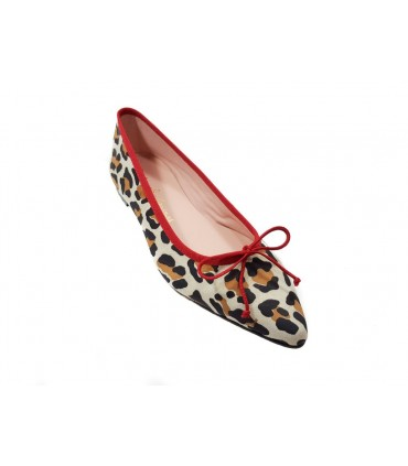500 Animal Print Ante Leopardino