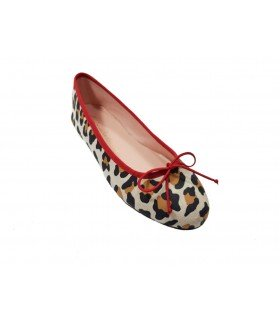 Emma Animal Print Leopardino