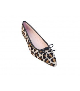 500 Potro Animal Print Leopardo