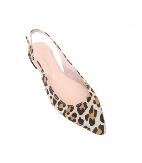 591 Ante Animal Print Leopardino