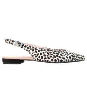 591 Potro Animal Print Huella