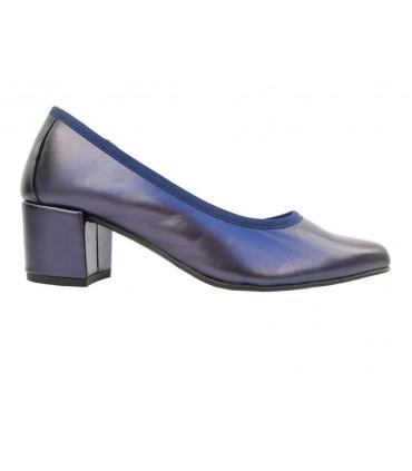 Zapato Tacón Canela Galaxy