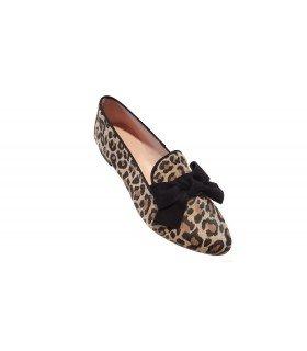 Slipper 165 Ante Leopardo